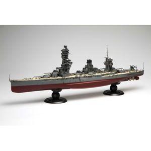 【再生産】1/350 旧日本海軍戦艦 扶桑 フジミ