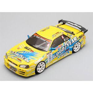1/10 電動RC組立キット ドリフトパッケージD1 GOODYEAR Racing b324R【DP-B324R】 ヨコモ