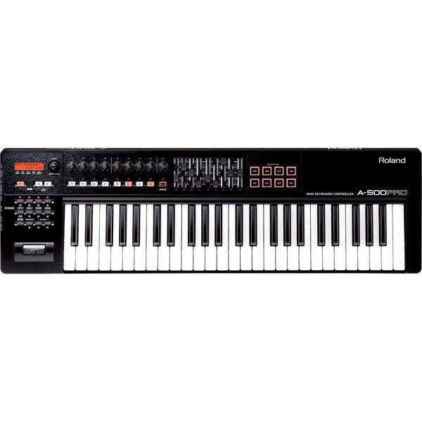 A-500PRO ローランド 49鍵盤MIDIキーボード・コントローラー Roland A-PROシリーズ