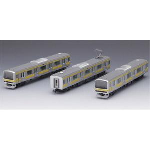 [鉄道模型]トミックス 【再生産】(Nゲージ) 92343 JR E231-0系通勤電車(総武線) 3両基本セット