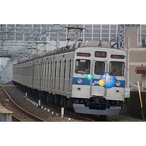 [鉄道模型]グリーンマックス 【再生産】(Nゲージ) 1103M 東急8500系シャボン玉 増結用中間車6両セット(動力無し)(塗装済みキット)