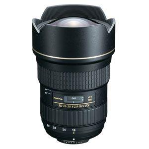 AT-X 16-28 F2.8 PRO FX CAF トキナー AT-X 16-28 F2.8 PRO FX 16-28mm F2.8(IF) ASPHERICAL※キヤノンマウント ※フルサイズ対応レンズ