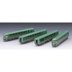 [鉄道模型]トミックス 【再生産】(Nゲージ) 92310 JR キハ71系特急ディーゼルカー(ゆふいんの森 I世・更新後)4両セット