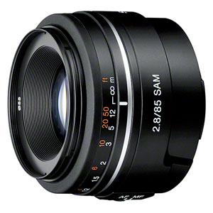 SAL85F28 ソニー 85mm F2.8 SAM ※Aマウント用レンズ(フルサイズ対応)