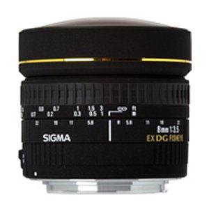 8/3.5 EX DG NA シグマ 8mm F3.5 EX DG CIRCULAR FISHEYE※ニコンマウント ※DGレンズ(フルサイズ対応)