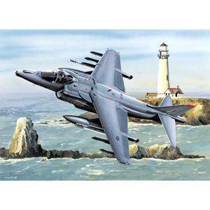 1/32 イギリス空軍 ハリアーGR.7【02287】 トランペッター