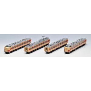 [鉄道模型]トミックス 【再生産】(Nゲージ) 92425 国鉄 485-200系特急電車基本セット (4両)
