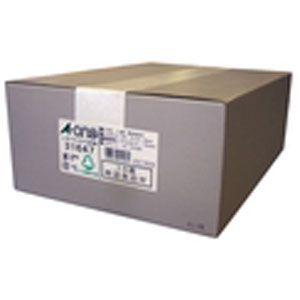 31647(エ-ワン) エーワン レーザープリンタ再生紙ラベル ホワイト(A4 10面 四辺余白付)500シート レーザープリンタ再生紙ラベル