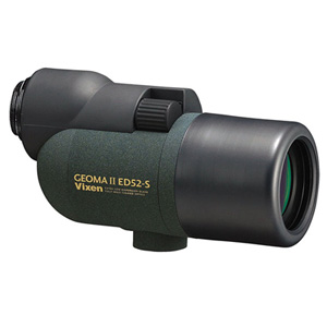 ジオマ2 ED52-S ビクセン フィールドスコープ「ジオマII ED52-S」(接眼レンズなし)