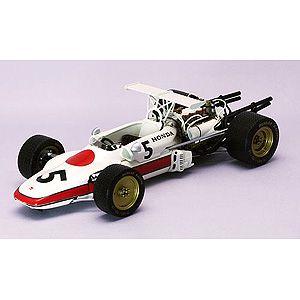1/20 ホンダ F-1 RA302 #5 1968 東京モーターショー ホワイト【22008】 EBBRO