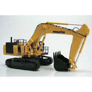 【再生産】1/50 IRC 建設機械シリーズ 油圧ショベル KOMATSU PC1250-8(HG)Cバンド【66002HGC】 京商