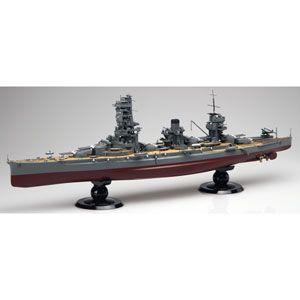 1/350 艦船 旧日本海軍 戦艦山城 昭和18年(1943年)【350-7】 フジミ