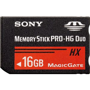 MS-HX16B ソニー 正規店 毎日続々入荷 メモリースティック PRO-HG 16GB デュオ