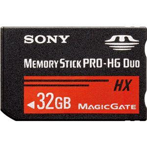 【500円クーポン10/11am1:59迄】MS-HX32B ソニー メモリースティック PRO-HG デュオ 32GB