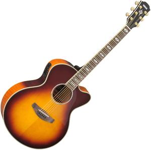 CPX1000BS ヤマハ エレクトリックアコースティックギター ブラウンサンバースト YAMAHA CPX1000