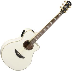 APX1000PW ヤマハ エレクトリックアコースティックギター パールホワイト YAMAHA APX1000