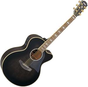 CPX1000TBL ヤマハ エレクトリックアコースティックギター トランスルーセントブラック YAMAHA CPX1000