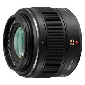 H-X025 パナソニック LEICA DG SUMMILUX 25mm F1.4 ASPH. ※マイクロフォーサーズ用レンズ