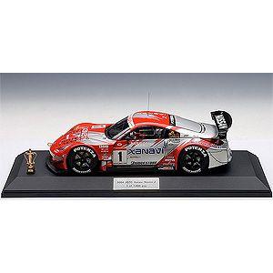 1/18 xanavi NISMO Z #1 JGTC 2004 チーム&ドライバーズ チャンピオン スペシャルエディション【80485】 オートアート