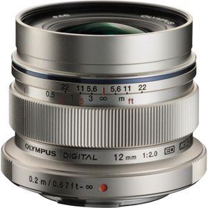 ED12MMF2.0 オリンパス M.ZUIKO DIGITAL ED 12mm F2.0 ※マイクロフォーサーズ用レンズ