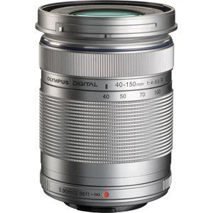 40-150MMF4.0-5.6R(S) オリンパス M.ZUIKO DIGITAL ED 40-150mm F4.0-5.6 シルバー ※マイクロフォーサーズ用レンズ