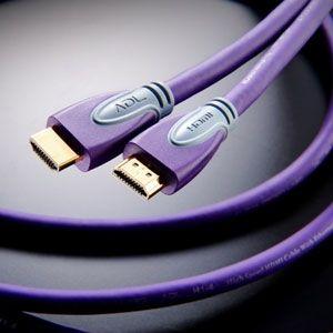 HDMI-H1-4/2.5 ADL HDMIケーブル(2.5m)Ver1.4対応 ALPHA DESIGN LABS