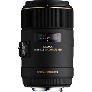 105/2.8EX DG OS SA シグマ MACRO 105mm F2.8 EX DG OS HSM※シグママウント ※DGレンズ(フルサイズ対応)