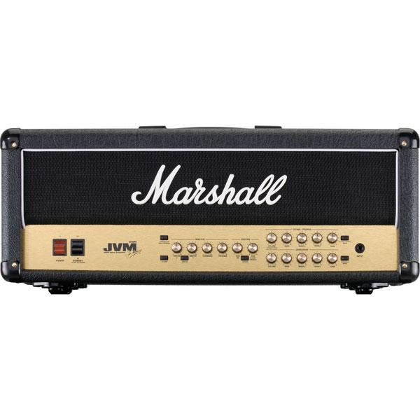 LMARJVM210H マーシャル 100Wギターアンプヘッド 正規メーカー保証付属 Marshall JVMシリーズ JVM210H [LMARJVM210H]【返品種別A】