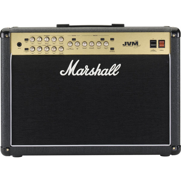 LMARJVM210C マーシャル 100Wギターアンプ 正規メーカー保証付属 Marshall JVMシリーズ JVM210C