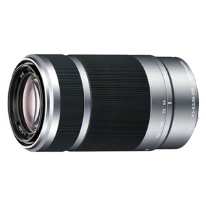 SEL55210 ソニー E 55-210mm F4.5-6.3 OSS ※Eマウント用レンズ(APS-Cサイズ用)
