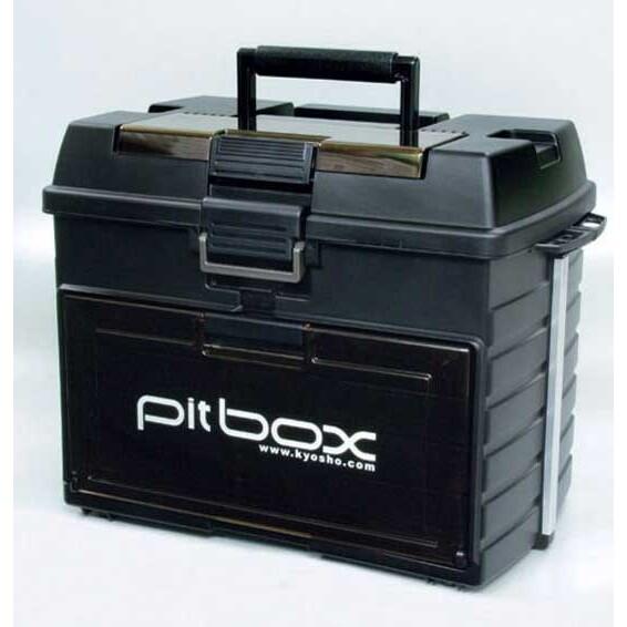 【再生産】ピットボックスDX【80460】 京商