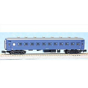 鉄道模型 代引き不可 入手困難 天賞堂 Z オハ35青色 83012 193福フチ