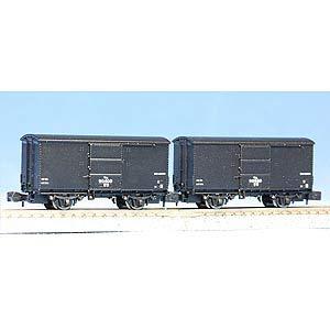 鉄道模型 高い素材 天賞堂 10%OFF Z 2両セットA 84006 ワム90000