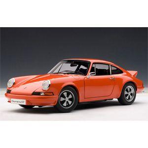 1/18 ポルシェ 911 カレラ RS 2.7 1973 オレンジ【78057】 オートアート