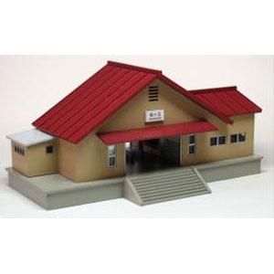 [鉄道模型]コスミック (HO) HS-86SK 郊外駅舎組立てキット