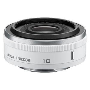1N10/2.8WH ニコン 1 NIKKOR 10mm f/2.8(ホワイト) ※ニコン1マウント用レンズ