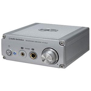 AT-HA21 オーディオテクニカ ヘッドホンアンプ audio-technica