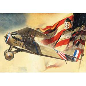1/32 仏スパッド VII C.1複葉戦闘機WW1米ラファエット義勇軍機【032T615】 ローデン