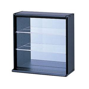 CCM-001D ナカバヤシ コレクションケース ミニ ショップ ブラック 透明アクリル棚板タイプ CCM-001 CCM001D 代引き不可