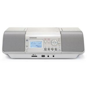 【各種クーポンあり。数上限ございます】CLX-30-W ケンウッド SD/USB対応CDラジオ(ホワイト) KENWOOD