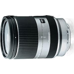 B011(シルバー) タムロン 18-200mm F/3.5-6.3 Di III VC シルバー(Model:B011)※ソニーEマウント ※Di III レンズ (ソニー ミラーレス一眼「Eマウント」用)