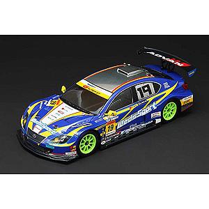 1/12 電動RC組立キット GT300シリーズ Weds Sport IS350【GT3-IS350】 ヨコモ