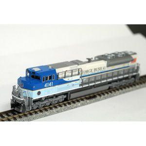 [鉄道模型]ホビーセンターカトー 【再生産】(Nゲージ) 176-8411 SD70ACe UP George Bush 記念塗色 #4141