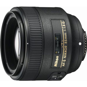 AFS85/1.8G Nikon 中望遠単焦点レンズ