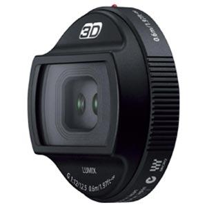 H-FT012 パナソニック LUMIX G 12.5mm F12 ※マイクロフォーサーズ用レンズ