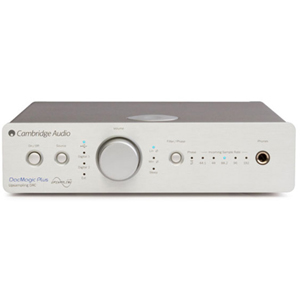 DacMagic Plus-SLV ケンブリッジオーディオ USB入力付きD/Aコンバーター&プリアンプ(シルバー) CAMBRIDGE AUDIO