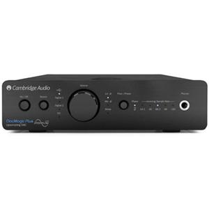 DacMagic Plus-BLK ケンブリッジオーディオ USB入力付きD/Aコンバーター&プリアンプ(ブラック) CAMBRIDGE AUDIO