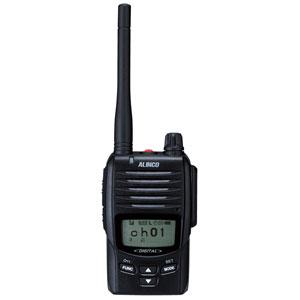 DJ-DP50H アルインコ デジタルトランシーバー 資格不要/登録局対応 ALINCO