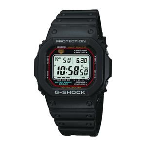 GW-M5610-1JF カシオ 【国内正規品】G-SHOCK(ジーショック) MULTI BAND6 Gショック ソーラー電波時計 [GWM56101JF]【返品種別A】