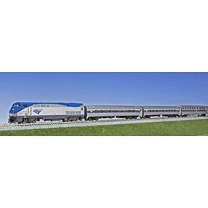 [鉄道模型]ホビーセンターカトー 【再生産】(Nゲージ) 106-6285 P42 アムフリート ビューライナー インターシティ エクスプレス 4両セット